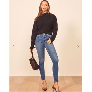 Reformation Classic Skinny Jeans
